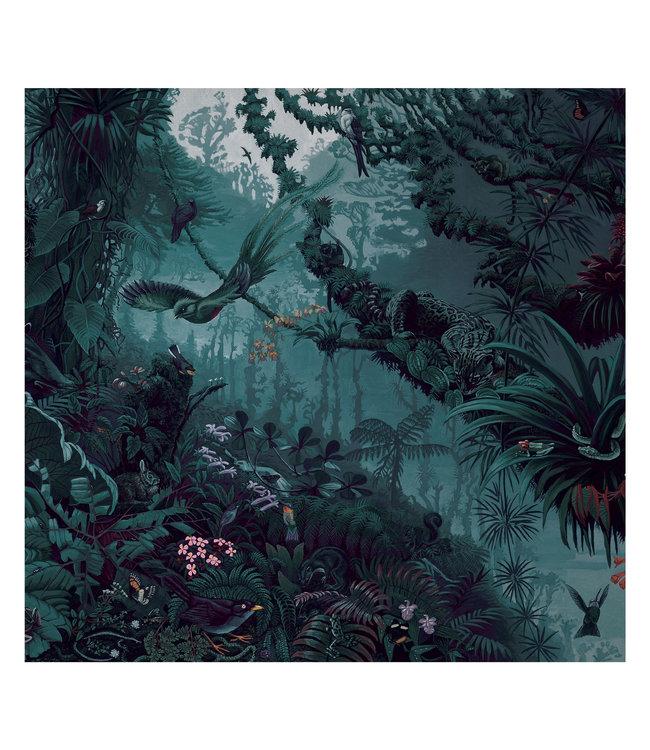 Fotobehang Tropical Landscapes, 292.2 x 280 cm