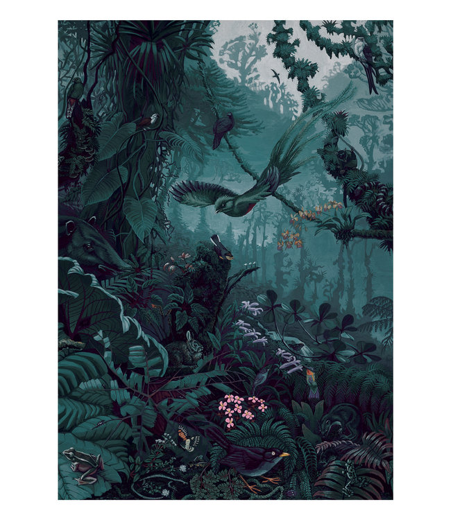 Wall Mural Tropical Landscapes, 194.8 x 280 cm