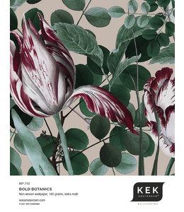 Wallpaper Sample Bold Botanics WP-710