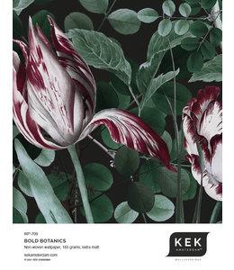 Wallpaper Sample Bold Botanics WP-709