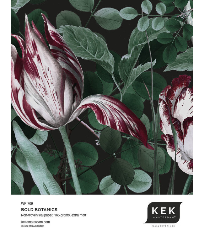 Behangstaal Bold Botanics WP-709