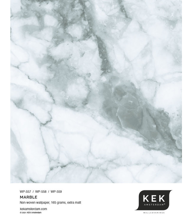 Behangstaal Marble WP-557 - WP-558 - WP-559
