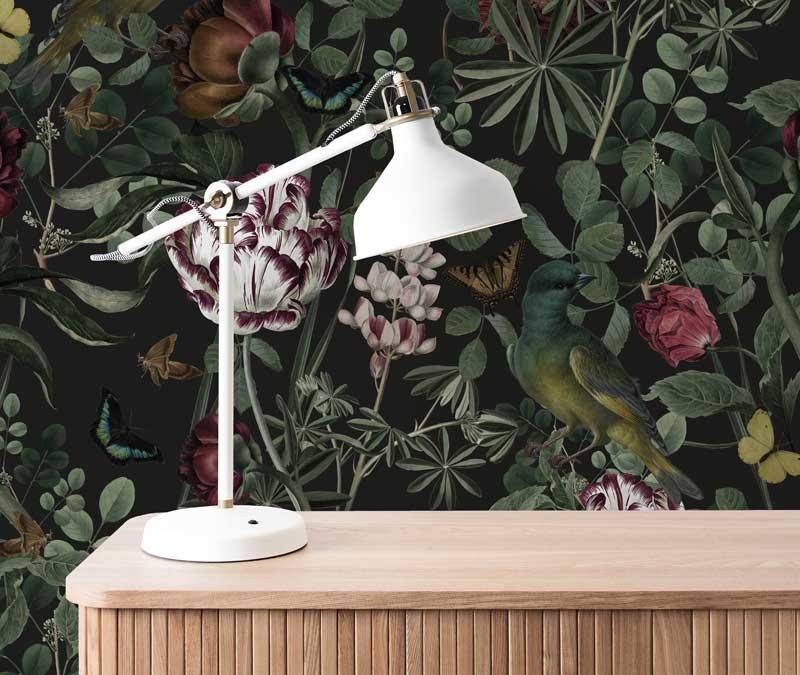 Bold Botanics behang