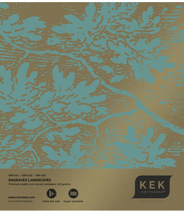 Wallpaper Sample Engraved Landscapes MW-034 - MW-035 - MW-036