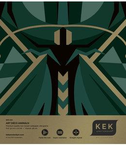 Behangstaal Art Déco Animaux Grasshopper MW-005