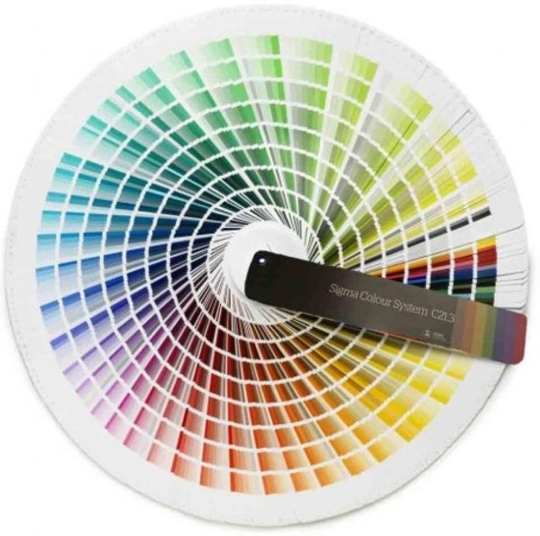 Sigma Colour System C213 Nuancier De Couleur Ncs Ral