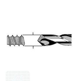 Spiraalboor  ronde schacht 4,5 mm GC013 per stuk (773013)
