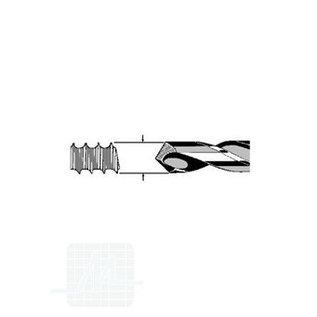 Spiraalboor ronde schacht