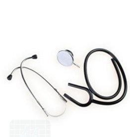 Dubbelkop stethoscoop per stuk (350179)