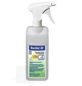 Bacillol Plus spray