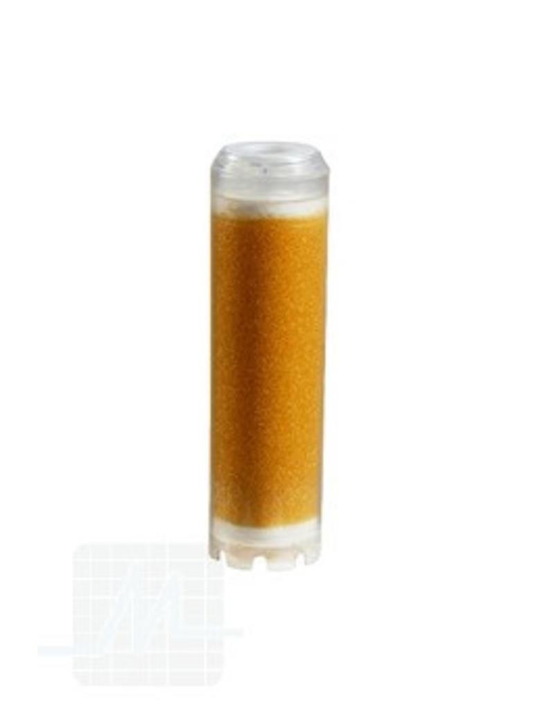 Harsfilter v. waterinstallatie
