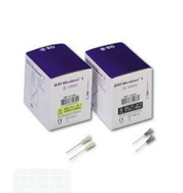 Naald BD 1.20x40mm 18Gx1.5 Roze 100 stuks (413180)