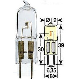 Mach halogeenlamp 24V/50W