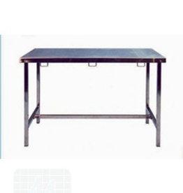 Onderzoektafel vast   120x60cm per stuk (1790000)