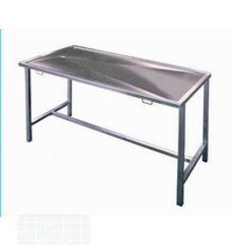 OK tafel vast  120x60x80 cm per stuk (1790120)
