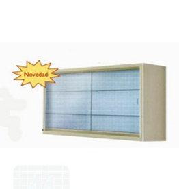 Glazen wandkast 90x70x25cm per stuk (1790990)