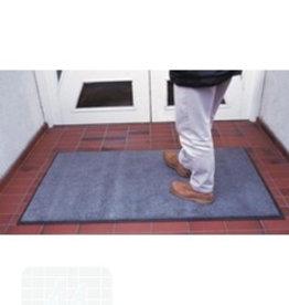 Vloermat antraciet 90x120cm per stuk (426181)