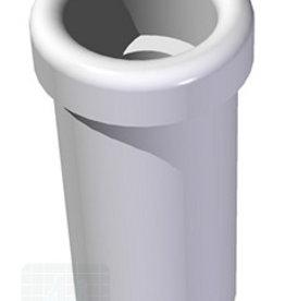 Adapters 7ml tubes NF 200 per stuk (1600320)