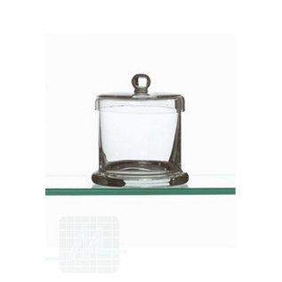 Cylinder m. knopdeksel