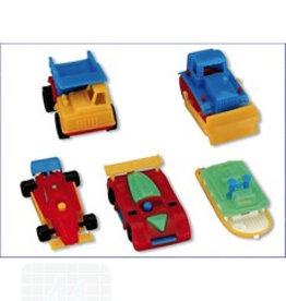 Speelgoed auto, bootjes
