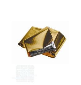 Reddingsdeken goud/zilver
