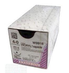 Vicryl rapid USP 4/0 EP 1,5 - 45cm