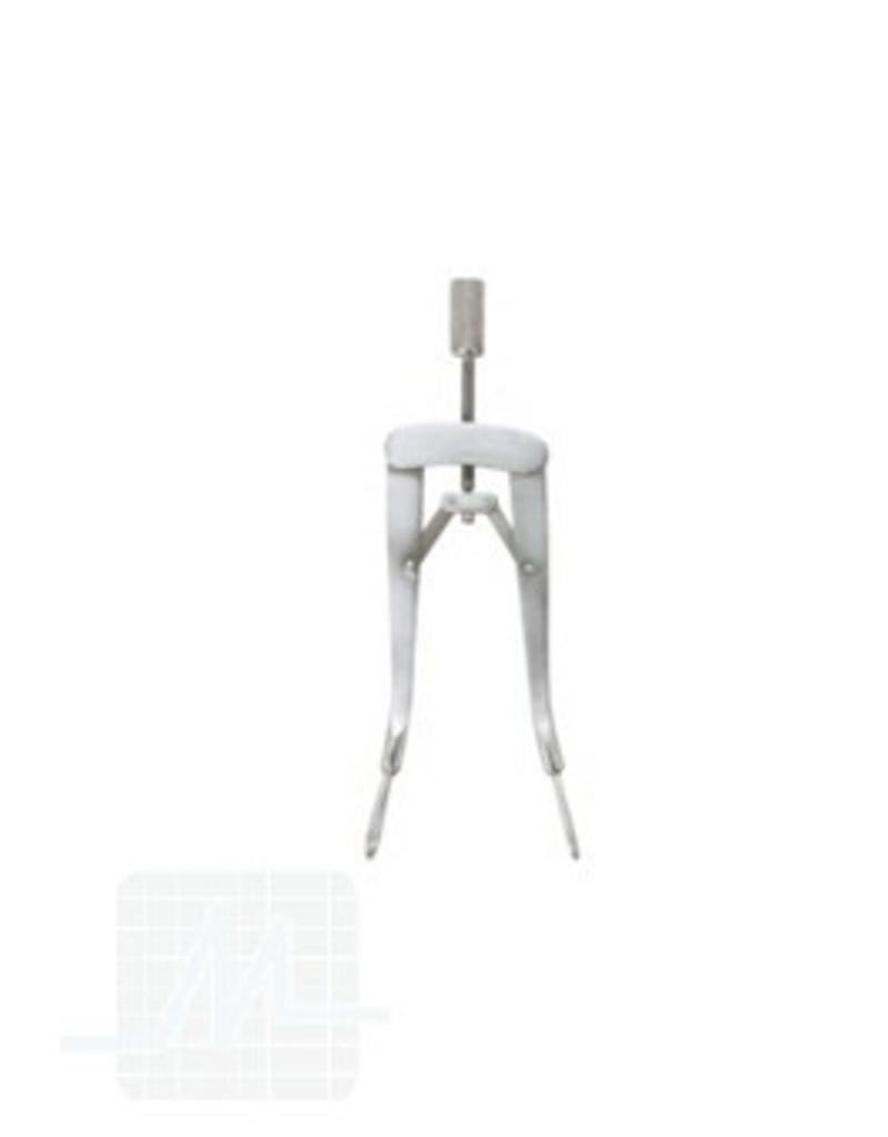 Bekspreider licht model  9/12cm