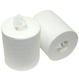Handdoek rol 300 x 20cm per 6  folie 6 stuks (3061534)