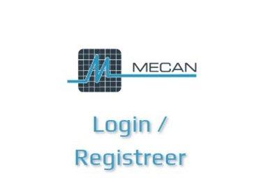 Login / Registreer