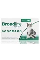 Broadline kat 2,5-7,5kg 3 pip. PER STUK