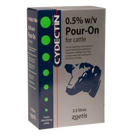 Cydectin 0,5% W/V Pour on