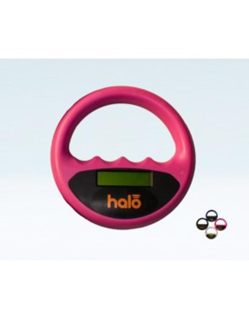 Halo chip reader