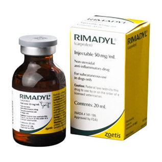 Rycarfa injectable Carprophen 50mg/ml   20ml