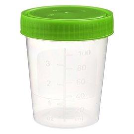 Deksel urinebeker 413340 groen PER STUK