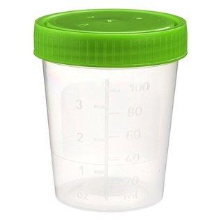 Deksel urinebeker 413340 groen