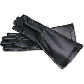 Röntgenhandschoen Pb0.5 zwart