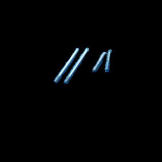 Diamantwals voor hoek/handstuk