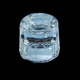 Dappenglas helder