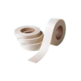 Textielkleefband wit