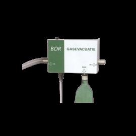 Gasevacuatie systeem