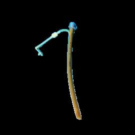 Tracheaaltube met spiraal