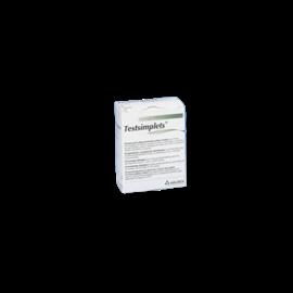 Testsimplets objectdragers