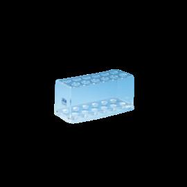 Reagensglas standaard  12 of 24 gaten