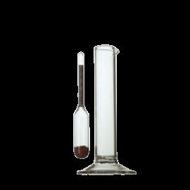 Urinetest standcylinder klein