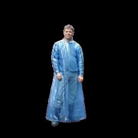 Overall disp. blauw 140cm/156cm