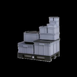 RAKO stapelbox 600x400mmx120/170mm