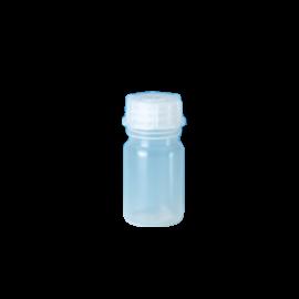 Brede halsflesje plastic 50 ml