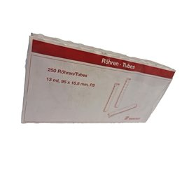 Sarstedt centrifugebuisje 13 ml. Polystyrol