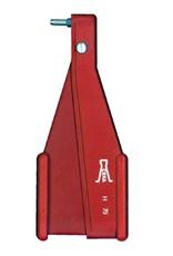 ALPHADENT NV RE H 79 - CEKA M2 & M3 Desaktivierinstrument für Druckknöpfe