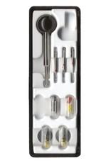 ALPHADENT NV 1297 - PRECI-CLIX RC Zahnarztsatz: 2 Attachments und sämtliche notwendigen Hilfsteile und Einzelteile